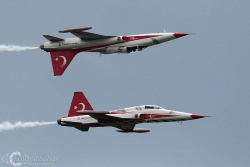 Turkish Stars Canadair NF 5B 5386