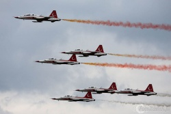 Turkish Stars Canadair NF 5B 9034