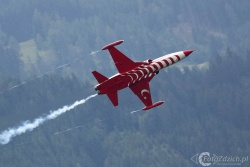 Turkish Stars Canadair NF 5B 9375
