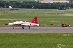 Turkish Stars Canadair NF 5B 9443