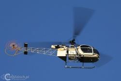 SA 313B Alouette II 2016