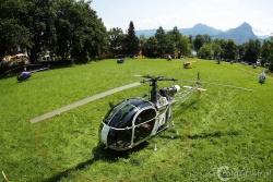 SA 313B Alouette II 3035