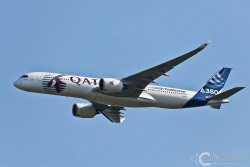 Airbus A350 3878