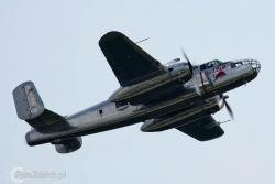 B 25J Mitchell 4384