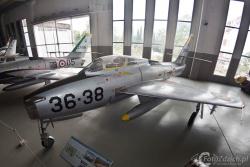 Republic F 84F Thunderstreak 7264