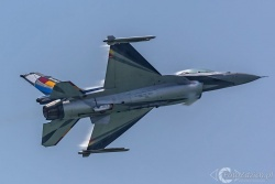 F 16 Solo Display Team Belgian 0441
