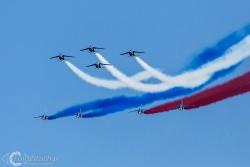 Patrouille de France Alpha Jet 9572