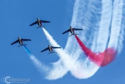 Patrouille de France Alpha Jet 9576