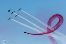 Patrouille de France Alpha Jet 9698