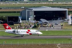 Canadair CL 600 Challenger 1042