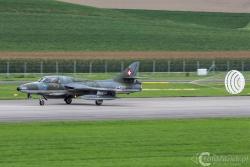 Hawker Hunter 3425