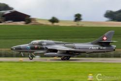 Hawker Hunter 7651