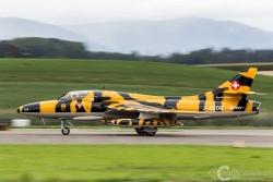 Hawker Hunter 7658