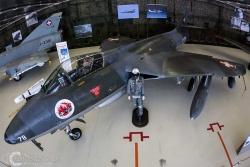 Hawker Hunter 8764