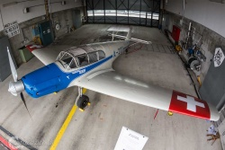 Messerschmitt Me 108B Taifun 8855