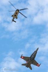Super Puma-F 18 Hornet 3509