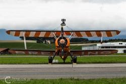 Breitling Wingwalkers Boeing Stearman 6659