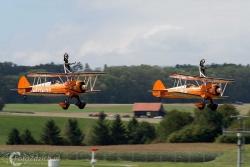 Breitling Wingwalkers Boeing Stearman 9058