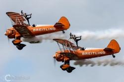 Breitling Wingwalkers Boeing Stearman 9182