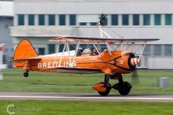 Breitling Wingwalkers Boeing Stearman 9188