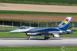 F 16 Solo Display Belgian 1815