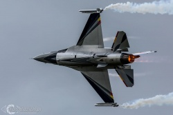 F 16 Solo Display Belgian 6949