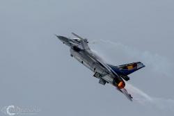 F 16 Solo Display Belgian 6983