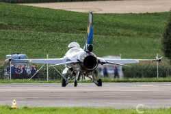 F 16 Solo Display Belgian 7007