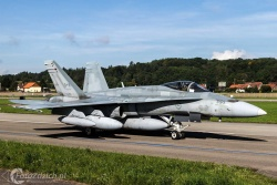 F A 18 Hornet Display Canada 5901