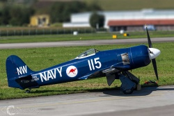 Hawker Sea Fury 2697a