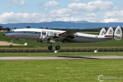 Lockheed L 1049 Super Constellation 5452