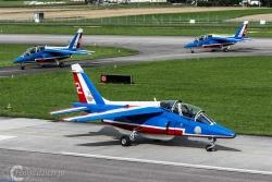 Patrouille de France- Alpha Jet 2905