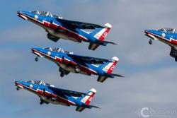 Patrouille de France- Alpha Jet 4481
