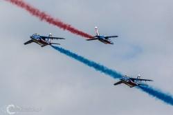 Patrouille de France- Alpha Jet 4529
