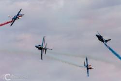 Patrouille de France- Alpha Jet 4578