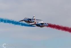 Patrouille de France- Alpha Jet 4585