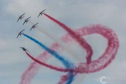 Patrouille de France- Alpha Jet 4587