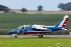 Patrouille de France- Alpha Jet 7572