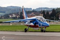 Patrouille de France- Alpha Jet 7588