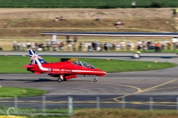 Red Arrows-Hawk T1 1091