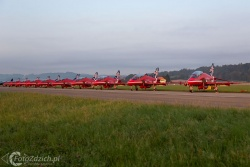 Red Arrows-Hawk T1 1156