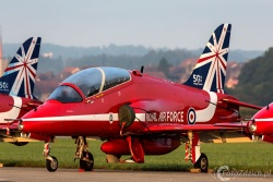 Red Arrows-Hawk T1 1164