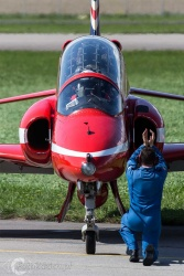 Red Arrows-Hawk T1 2002