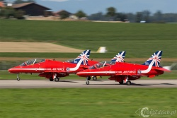 Red Arrows-Hawk T1 2090