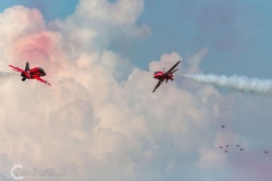 Red Arrows-Hawk T1 2178