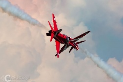 Red Arrows-Hawk T1 2179