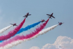 Red Arrows-Hawk T1 2204