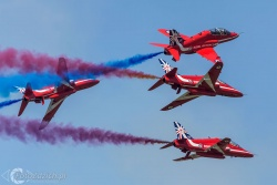 Red Arrows-Hawk T1 2210