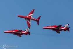 Red Arrows-Hawk T1 2237