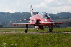 Red Arrows-Hawk T1 2869
